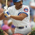 Andre Dawson 2016 Topps '100 Years at Wrigley' #WRIG-34 Chicago Cubs Baseball Card