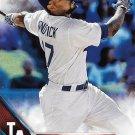 Howie Kendrick 2016 Topps Update #US245 Los Angeles Dodgers Baseball Card