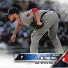 Craig Kimbrel 2016 Topps Update #US251 Boston Red Sox Baseball Card
