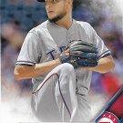 Martin Perez 2016 Topps #633 Texas Rangers Baseball Card