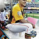 A.J. Ramos 2016 Topps Update #US253 Miami Marlins Baseball Card