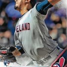 Giovanni Soto 2016 Topps Rookie #692 Cleveland Indians Baseball Card