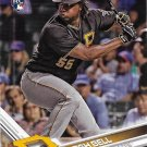 Josh Bell 2017 Topps Rookie #30 Pittsburgh Pirates Baseball Card