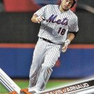 Travis d'Arnaud 2017 Topps #14 New York Mets Baseball Card
