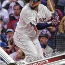 David Ortiz 2017 Topps #229 Boston Red Sox Baseball Card