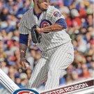 Hector Rondon 2017 Topps #224 Chicago Cubs Baseball Card