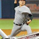 Masahiro Tanaka 2017 Topps #202 New York Yankees Baseball Card