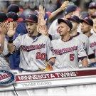 Minnesota Twins 2017 Topps #304 Baseball Team Card