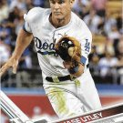 Chase Utley 2017 Topps #134 Los Angeles Dodgers Baseball Card