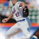 Jeurys Familia 2016 Topps #190 New York Mets Baseball Card