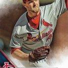 Kevin Siegrist 2016 Topps #107 St. Louis Cardinals Baseball Card
