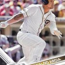 Oswaldo Arcia 2017 Topps #184 San Diego Padres Baseball Card