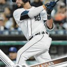 Mike Aviles 2017 Topps #240 Detroit Tigers Baseball Card