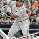 Miguel Cabrera 2017 Topps #150 Detroit Tigers Baseball Card