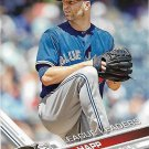 J.A. Happ 2017 Topps #131 Toronto Blue Jays Baseball Card