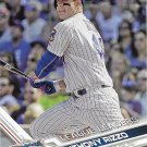 Anthony Rizzo 2017 Topps #204 Chicago Cubs Baseball Card