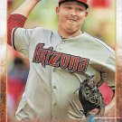 Trevor Cahill 2015 Topps #346 Arizona Diamondbacks Baseball Card