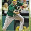 Craig Gentry 2015 Topps #183 Oakland Athletics Baseball Card