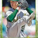 Scott Kazmir 2015 Topps #297 Oakland Athletics Baseball Card