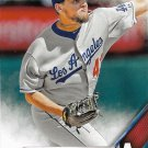 Luis Avilan 2016 Topps #494 Los Angeles Dodgers Baseball Card