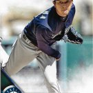 Hisashi Iwakuma 2016 Topps #476 Seattle Mariners Baseball Card