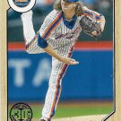 Jacob deGrom 2017 Topps 1987 Design #87-86 New York Mets Baseball Card