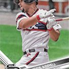 Jose Abreu 2017 Topps #593 Chicago White Sox Baseball Card