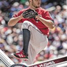 Phil Hughes 2017 Topps #379 Minnesota Twins Baseball Card