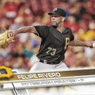 Felipe Rivero 2017 Topps #353 Pittsburgh Pirates Baseball Card