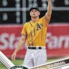 Kendall Graveman 2017 Topps #592 Oakland Athletics Baseball Card
