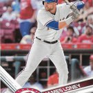 James Loney 2017 Topps #524 Texas Rangers Baseball Card