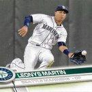 Leonys Martin 2017 Topps #279 Seattle Mariners Baseball Card