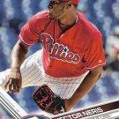 Hector Neris 2017 Topps #247 Philadelphia Phillies Baseball Card