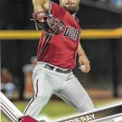 Robbie Ray 2017 Topps #435 Arizona Diamondbacks Baseball Card