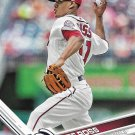 Joe Ross 2017 Topps #671 Washington Nationals Baseball Card