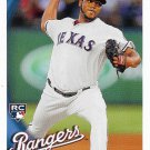 Omar Beltre 2010 Topps Update Rookie #US-18 Texas Rangers Baseball Card