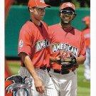 Derek Jeter-Elvis Andrus 2010 Topps Update #US-57 Yankees-Rangers Baseball Card