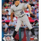 Ubaldo Jimenez 2010 Topps Update #US-210 Colorado Rockies Baseball Card