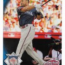 Chris Young 2010 Topps Update #US-38 Arizona Diamondbacks Baseball Card