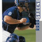 Todd Greene 1998 Score Rookie & Traded #RT163 Anaheim Angels Baseball Card