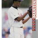 Pedro Martinez 1998 Score Rookie & Traded #RT45 Boston Red Sox Baseball Card