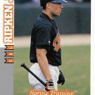 Cal Ripken Jr. 1998 Score Rookie & Traded #RT267 Baltimore Orioles Baseball Card