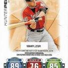 Hunter Pence 2010 Topps Attax #HP Houston Astros Baseball Card