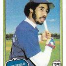 Harold Baines 2016 Topps Berger's Best #BB-30 Chicago White Sox Baseball Card