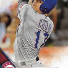 Shin-Soo Choo 2016 Topps #309 Texas Rangers Baseball Card