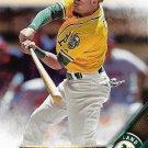 Coco Crisp 2016 Topps #111 Oakland Athletics Baseball Card