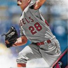 Andrew Heaney 2016 Topps #164 Los Angeles Angels Baseball Card