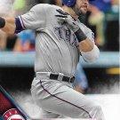 Mitch Moreland 2016 Topps #335 Texas Rangers Baseball Card