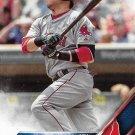 Dustin Pedroia 2016 Topps #246 Boston Red Sox Baseball Card