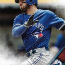 Kevin Pillar 2016 Topps #182 Toronto Blue Jays Baseball Card